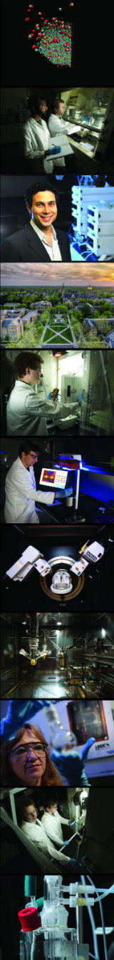 Images of UND Research