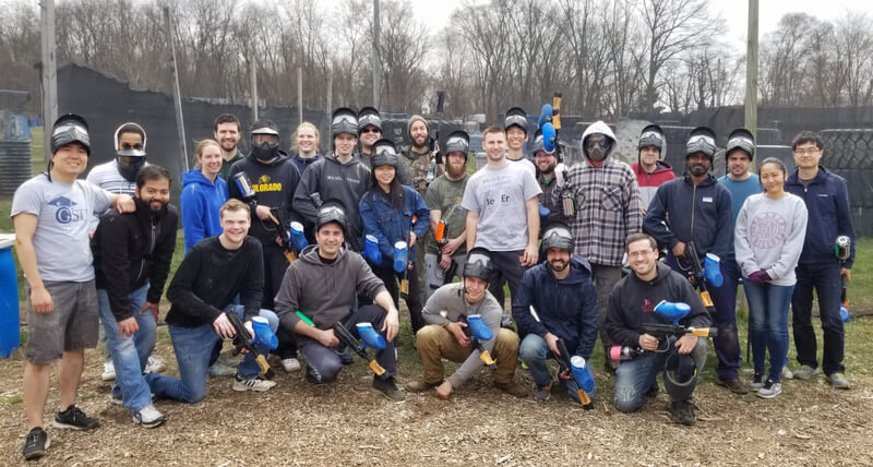 CBE AME Paintball
